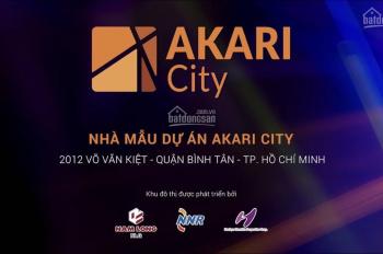 Bán căn 2 phòng ngủ rẻ nhất Akari City thu hồi vốn
