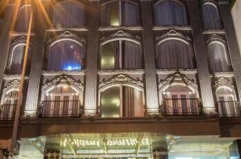 Cho thuê khách sạn 3 sao Nguyễn Văn Trỗi, Phú Nhuận, DT 15x24m hầm 9 tầng giá chỉ 600tr/th, quá hot