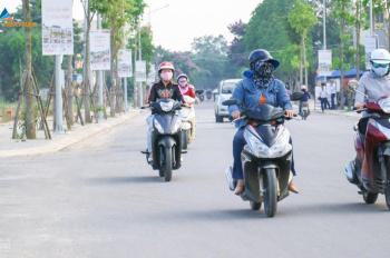 Cần tiền KD bán gấp lô đất đối diện công viên 2ha ngay TP Quảng Ngãi, mặt tiền Nguyễn Công Phương