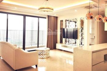 Chính chủ cho thuê căn hộ 3PN tầng 20 tòa vip C7 Vinhomes D'Capitale đầy đủ đồ. Giá 17 tr/tháng