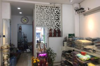 Bán nhà 6 tầng Thang máy 4.5x17 Trần Quang Diệu Quận 3 Giao cắt  Lê Văn Sỹ