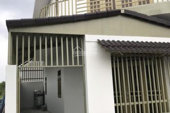 Bán nhà mặt tiền hẻm 1 trệt 1 lầu mới 100%, hẻm đường Long Thuận, giá 2,9 tỷ