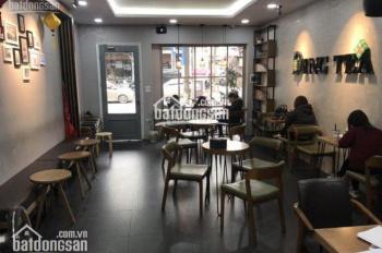 Cho thuê cửa hàng mặt phố Nguyễn Du, nhà thông sàn, khá mới, 75m2, mặt tiền ~5m