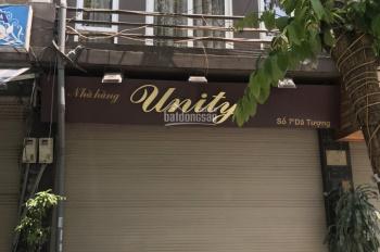 Cho thuê nhà mặt phố Lê Ngọc Hân 80m2 x 4 tầng, MT 4.5m, giá 50tr/th, nhà mới, đẹp
