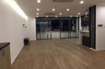 Cho thuê căn hộ 2210 Vinhomes D'Capitale: 123m2 - 3PN sáng, Đông Nam view hồ, giá 14tr/tháng