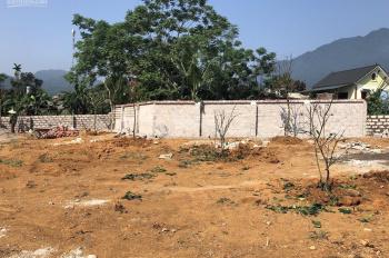 Chuyên nhượng 8.5 sào đất tại Vân Hoà, Ba Vì, Hà Nội. Giá 2.6 tỷ