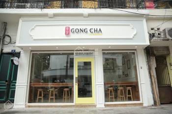 Cho thuê nhà mặt phố Trần Xuân Soạn 70m2, mặt tiền 6m, nhà mới, thông sàn, riêng biệt