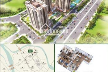 Bán căn góc 120m2, tầng 18 khu CT15 đô thị Việt Hưng, Long Biên, 22.5 triệu/m2