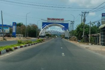Bán đất mặt tiền đường chính ra bãi tắM Long Hải, Bà Rịa Vũng Tàu