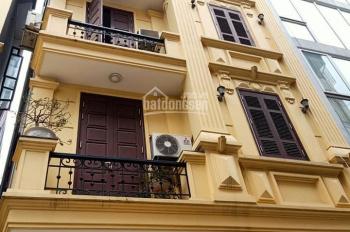 Bán nhà mới, hiếm, thang máy mặt phố Yên Lạc, phân lô quân đội, KD tốt, 50m2 x 6T, MT 6.2m, 8,5 tỷ