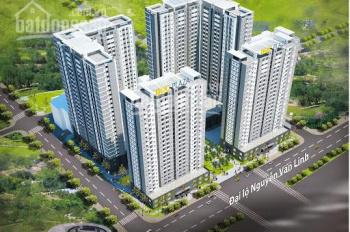 Cho thuê căn hộ block D HQC Nguyễn Văn Linh, Bình Chánh