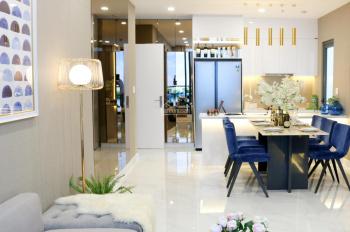 Chiết khấu 4%, 1 - 3 chỉ vàng và nội thất khi mua dự án D'Lusso Q2 căn 75m2 2PN giá 4,030 tỷ full