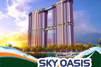 Sky Oasis, Ecopark, DT 29m2, 36m2, 68m2, 75m2, 84m2, 96m2. Giá không chênh. Tư vấn em: Cao Đức Luật