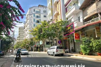 Chính chủ bán đất 70.4m2 nở hậu, hẻm ô tô, 20m ra mặt tiền đường Phan Chu Trinh, trung tâm phố Tây