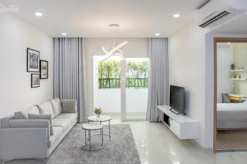 Cho thuê căn hộ liền kề sân bay, 2PN 2WC, giá 10 triệu, khu dân cư an ninh đầy đủ tiện ích