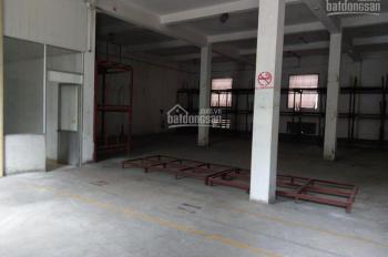 Cho thuê kho xưởng DT 435m2 tại khu công nghiệp Sài Đồng B, Long Biên, Hà Nội, cạnh Aeon Long Biên