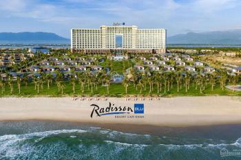 Mở bán 36 biệt thự Radisson Blu resort Cam Ranh, trả trước 8 tỷ nhận nhà. LH 0908982299