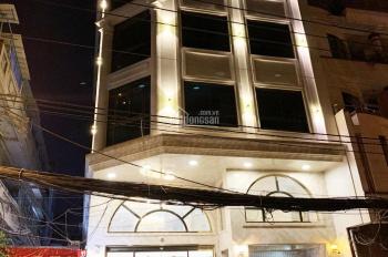 Cho thuê tòa nhà mặt tiền Q1 gần Đinh Tiên Hoàng - Nguyễn Văn Giai, DT: 500m2 hầm 7 lầu giá 60tr