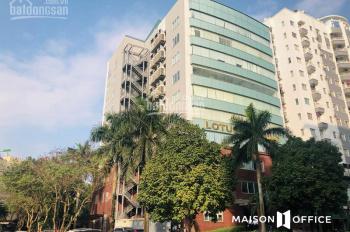 Cho thuê văn phòng 200m2 tầng 8 tòa nhà Lotus Building số 2 Duy Tân, Cầu Giấy, Hà Nội 0947.035.779