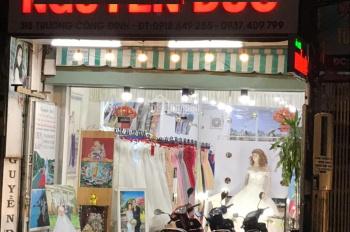 Cho thuê nhà mặt phố 315 đường Trương Công Định, mặt tiền 5m, chủ nhà dễ chịu, cho thuê lâu dài