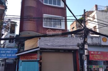 Chính chủ cần cho thuê nhà 2 mặt tiền đường Cô Bắc, phường Cô Giang, Quận 1, DT 5.2*19m, 1 trệt 3L
