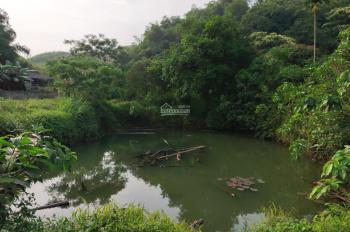 1.95 tỷ 5850m2 đất nhà vườn sát Resort Legacy Hill 60ha view cánh đồng ao suối về HN 48km