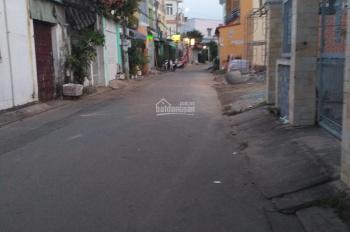 Bán nhà đất đường Phạm Hữu Lầu hẻm qua cầu Phước Long. DT: 106m2 giá chốt: 5.9 tỷ, sổ hồng riêng