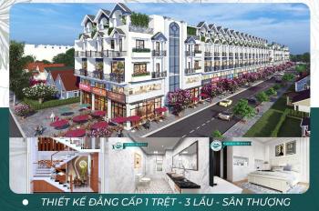 Shophouse MTKD ngay An Dương Vương và Võ Văn Kiệt - Thanh toán 25% nhận nhà ngay, LH: 0798377753