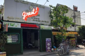 Nhà 6,1x20m mặt tiền đường Thái Thị Giữ gần chợ Cây Me, bến xe An Sương