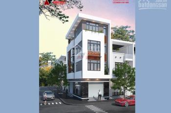 Mặt phố Thái Thịnh, lô góc, vỉa hè siêu rộng, mặt tiền 12m, 160m x 5tầng, 54tỷ