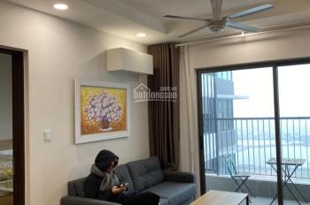 Gia đình cho thuê căn hộ 2PN + 1 full nội thất, tòa The Zen, Gamuda, Hoàng Mai, 12tr, 0973.92.88.16