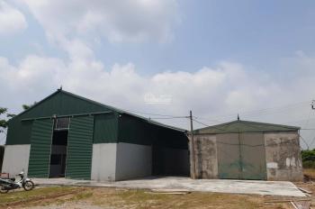 Cho thuê kho xưởng từ 300 - 700m2 cụm công nghiệp Cộng Hòa - Quốc Oai