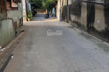 Cần bán lô đất hẻm 4m Quận Gò Vấp
