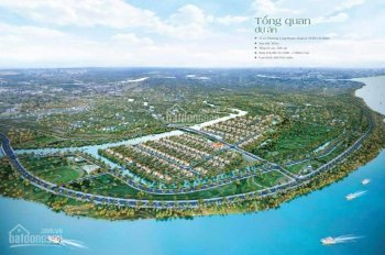 Đất nền biệt thự Q9, bán đảo 3 mặt sông, liền kề Vincity, KCN cao 2, chỉ từ 15tr/m2. 0931909885