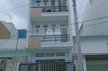Nhà hẻm nhựa một sẹc 8m đường Hương Lộ 2, 4x20m, 1 trệt 3 lầu, giá 4,95 tỷ