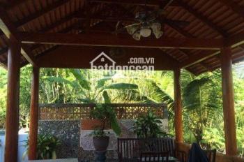 Bán khu nghỉ dưỡng biệt thự - vườn tại TP. HCM, giá chỉ 1,5 triệu/m2. LH: 0909190005