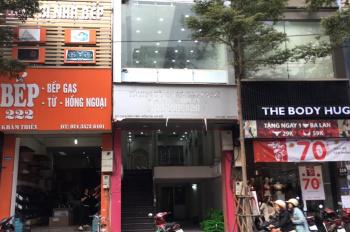 Chính chủ cho thuê cửa hàng tầng 1 kinh doanh, lối đi riêng mặt phố Khâm Thiên, 55 m2, MT 5m
