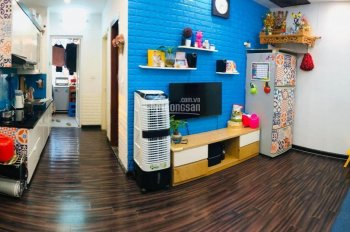 Chỉ 950tr sở hữu ngay căn hộ tầng trung tòa CT12 Kim Văn Kim Lũ - 54,3m2 - 2PN, 2WC. LH 0982011368