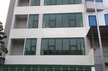 Cho thuê tòa nhà 170m2 x 8 tầng tại Bà Triệu, Hà Đông Hà Nội
