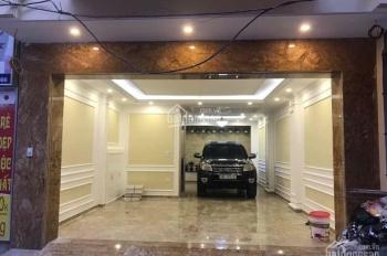 Bán nhà ngõ Thịnh Hào 1, Tôn Đức Thắng, Đống Đa 50m2x7T thang máy, lô góc, gara. Giá 10.8 tỷ