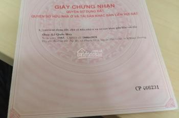 Tôi chính chủ cần bán đất Chơn Thành - Bình Phước giá 300tr đến 590 tr/1 nền