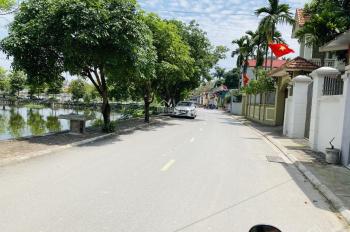 Tôi cần bán lô góc 74m2 đất tại xã Đa Tốn, Gia Lâm, Hà Nội, giáp khu đô thị sinh thái Ecopark