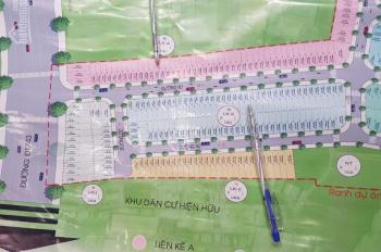 Đi định cư nên bán đất nền Thuận An, có sổ đỏ ngay ngã 4 Miếu Ông Cù. LH: 0899961155 miễn môi giới
