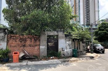 Bán khuôn đất 2MT đường Giang Văn Minh, P. An Phú, Q2 (15x20m, CN 260m2) giá 125 triệu/m2
