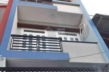 Tôi bán nhà HXH 4m Nguyễn Thị Nhỏ, p4, Quận 11, dt 43m2, giá 2 tỷ 100 triệu nhà 2 lầu đúc đẹp SHR44
