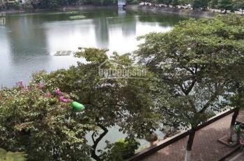 Bán nhà mặt phố view Hồ Đắc Di lộng gió, phân lô, vỉa hè, kinh doanh sầm uât, 53m2 x 4T, 16 tỷ