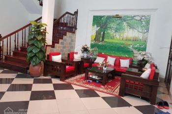 Cần bán nhà Nguyễn Khả Trạc, Cầu Giấy, 65m2 x 5T, MT 6,5m, 13,5 tỷ, ô tô tránh, kinh doanh