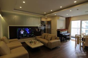Cho thuê CHCC Hapulico 24T1 3PN full nội thất 110m2m2, giá 13tr/tháng. LH: 0988138345