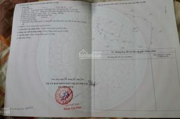 Chính chủ cần bán 1204m2 đất ở lâu dài thôn Đoài Giáp, xã Đường Lâm, Sơn Tây