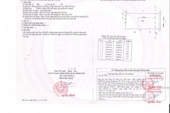 Cần bán nhà xưởng MT số 13 đường Đình Tân Khai, P. Bình Trị Đông, Q. Bình Tân